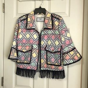 NWOT Hilary Radley for Katherine Barclay jacket